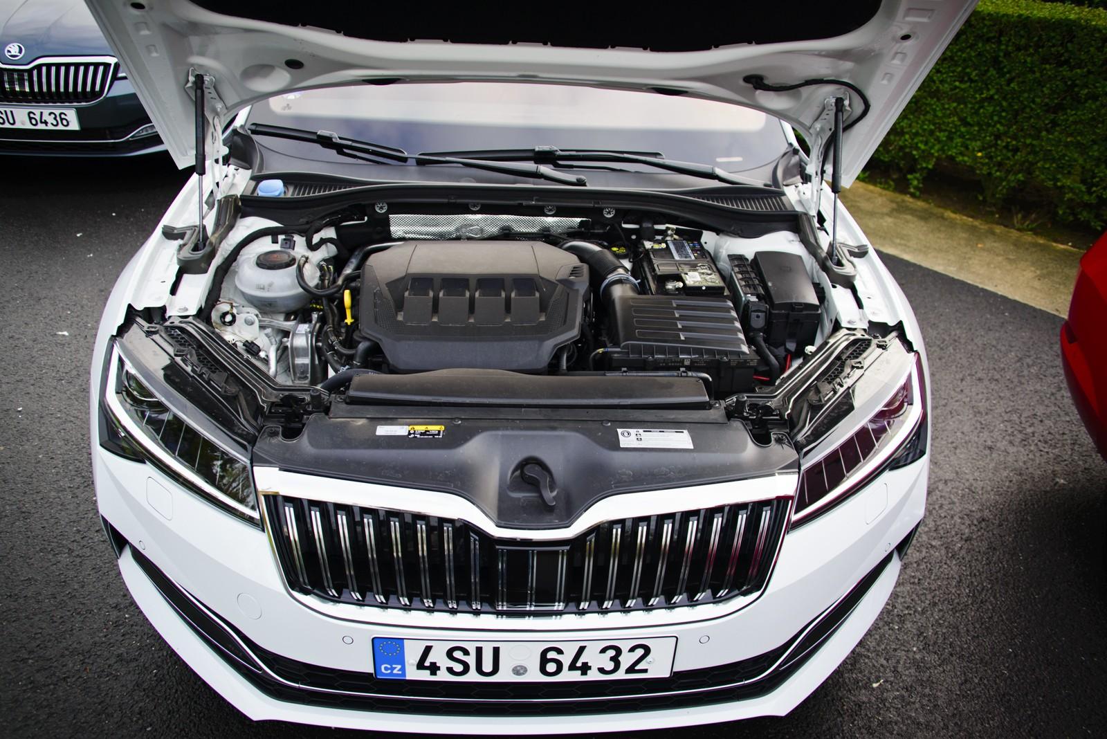 Длительный тест универсала Skoda Superb: итоги, конкуренты и стоимость владения — Тест-драйв — Motor