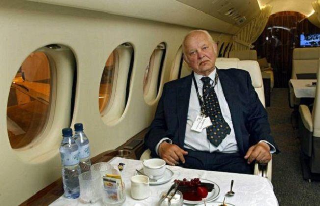 Финского миллиардера оштрафовали на €80 000 заотказ остановиться напешеходном переходе