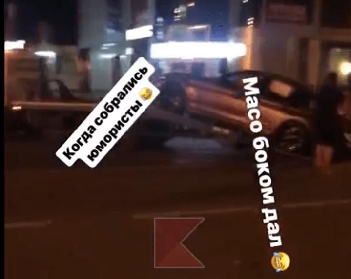 Власти Краснодара оценили вред отДТП сучастием футболиста Смолова
