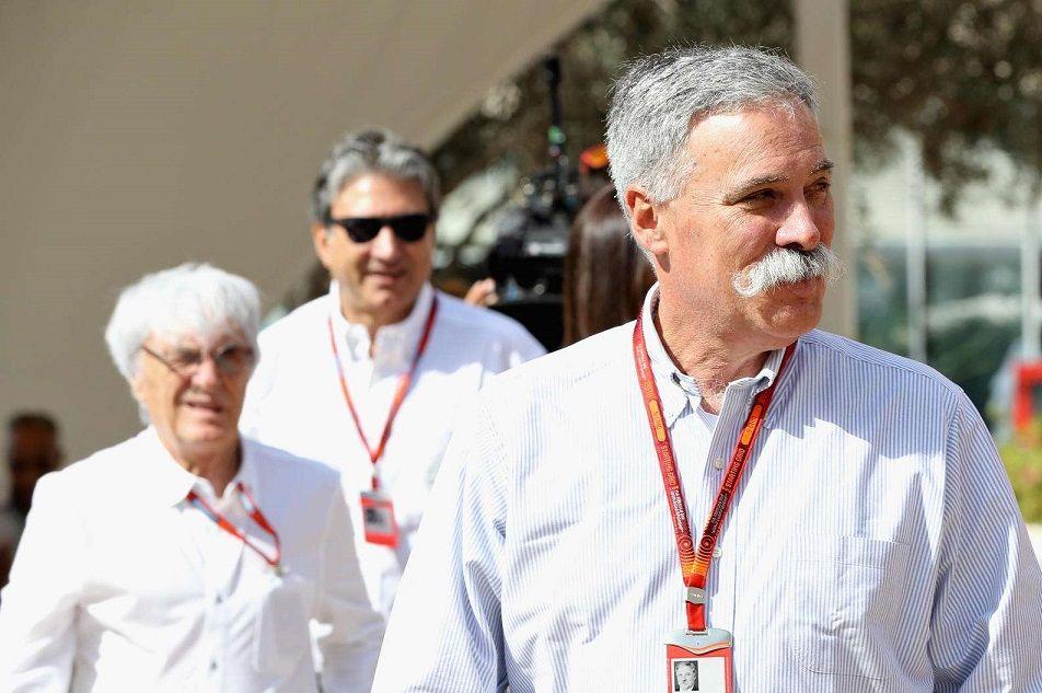 Экклстоун уволен споста исполнительного директора «Формулы-1»