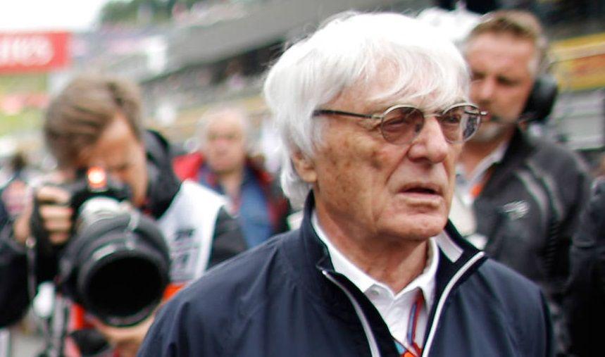 Экклстоун перешел в«Формуле-1» из настоящих  управленцев впочетные президенты
