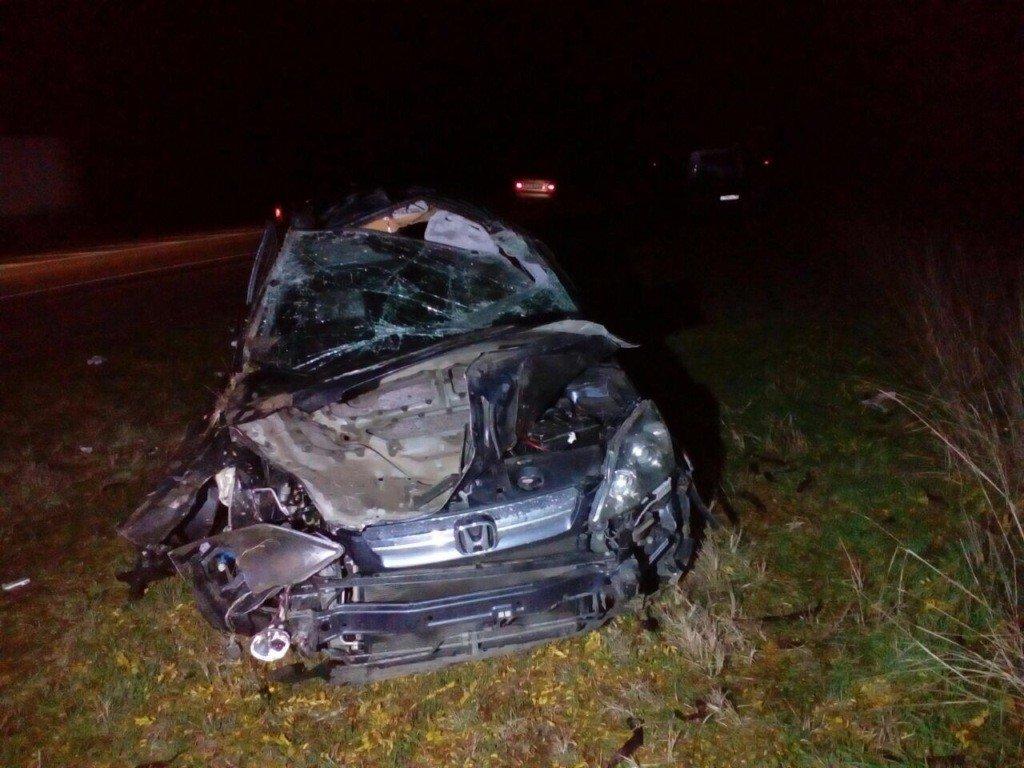 Пассажир умер вДТП из-за нетрезвого водителя вКраснодаре
