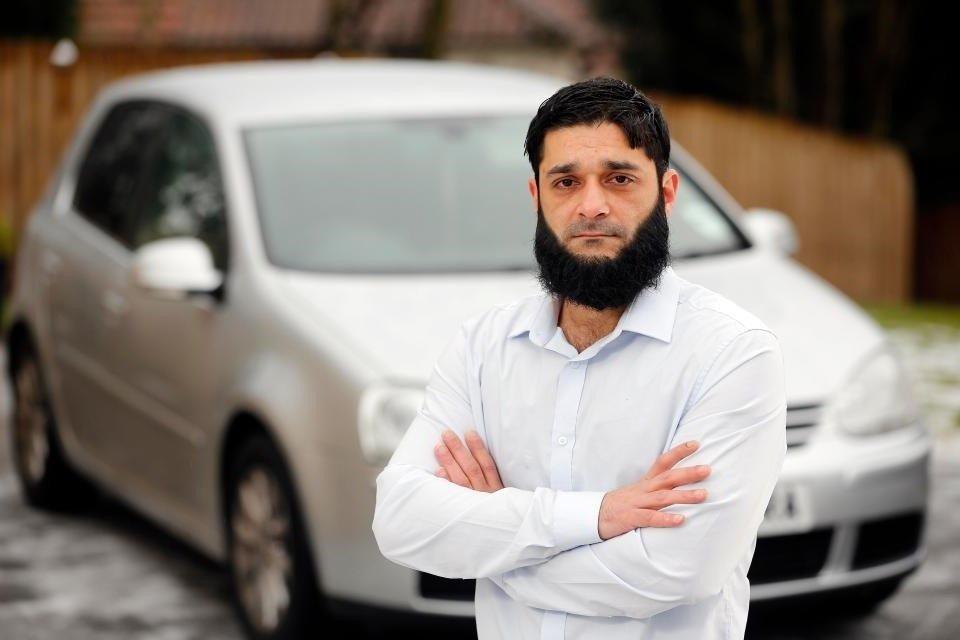 В Великобритании страховка намашину стоит дороже, ежели ты— Мухаммед