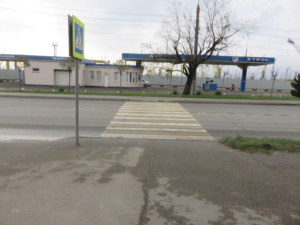 ВНовороссийске шофёр «Форда» насмерть сбил пожилую женщину