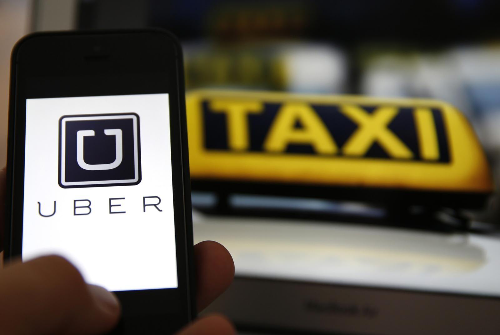 ВСША водители Uber подали всуд накомпанию