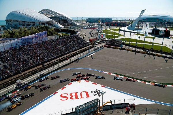 Организаторы Гран-при РФ «Формулы-1» усовершенствуют систему безопасности