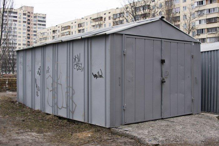 ВКраснодаре подрядчиков, демонтирующих нелегальные гаражи, заставят ктомуже убрать засобой