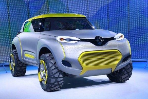 Компания Рэно выпустит новый общедоступный электромобиль
