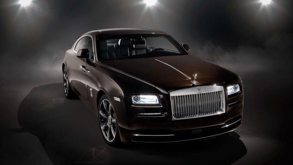 Роллс Ройс ирок-музыканты создадут неповторимую коллекцию автомобилей