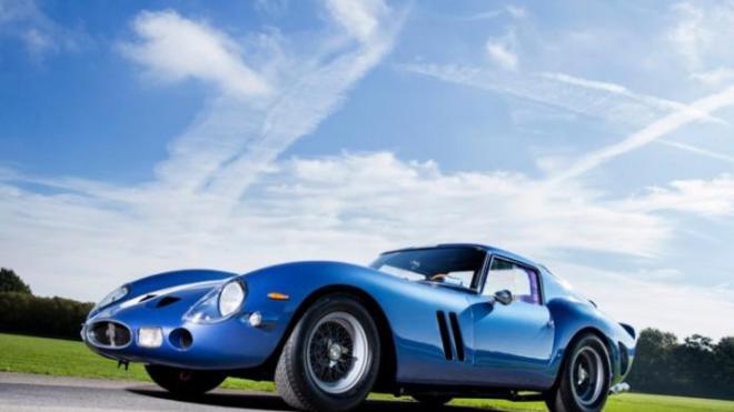 Нааукцион выставили самую дорогую версию Феррари 250 GTO