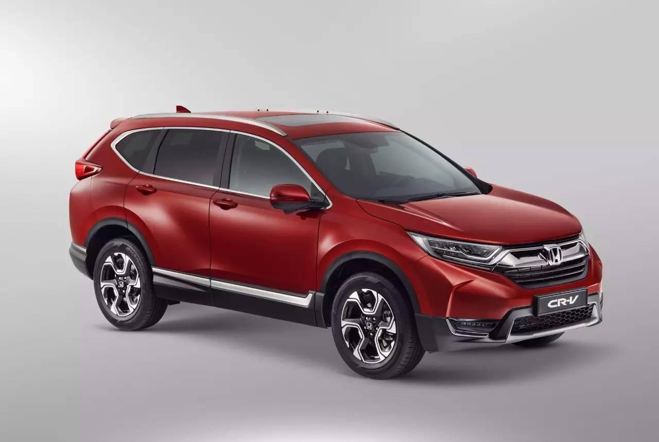 Новый Honda CR-V: российские цены и комплектации
