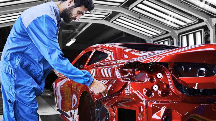 БМВ запустила впроизводство купе 8-й серии