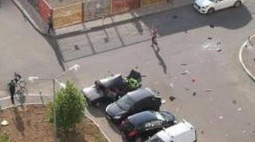 Рискованная жара: вКраснодаре взорвался газовый баллон вавтомобиле