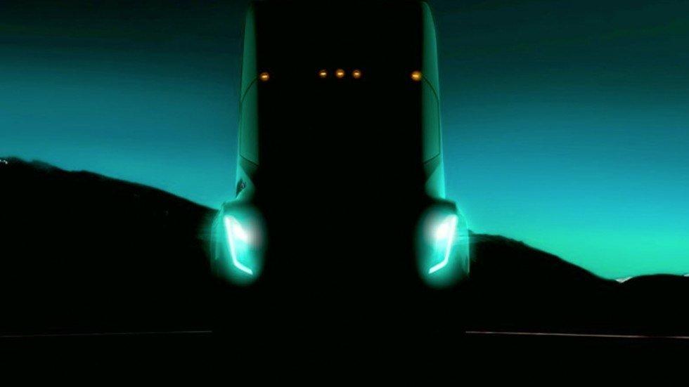 Корпорация Tesla показала трейлер первого грузового автомобиля вистории компании