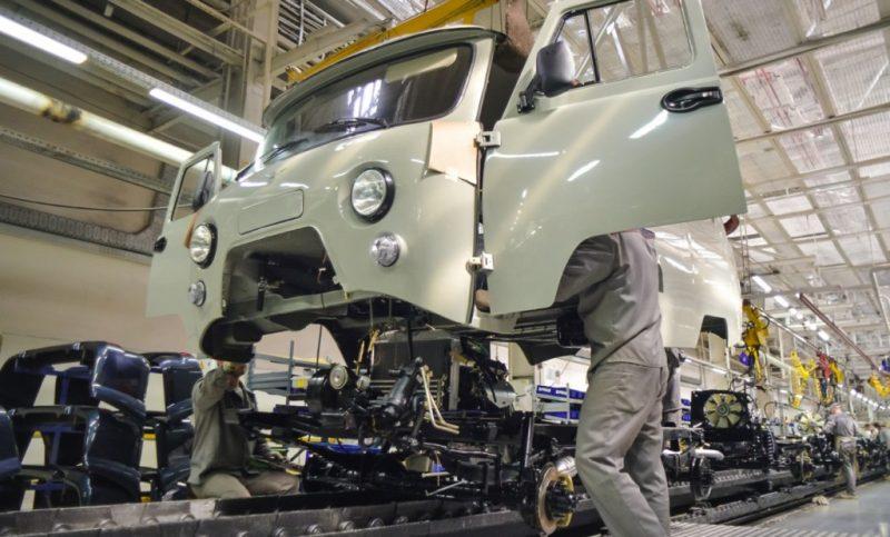 УАЗ начал выпуск собственных авто вКазахстане