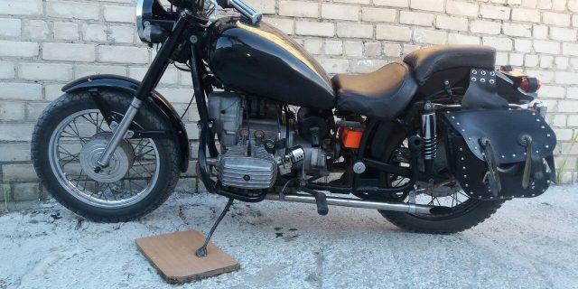 ВСША продается советский мотоцикл «Днепр МТ-11» за900 000 руб.
