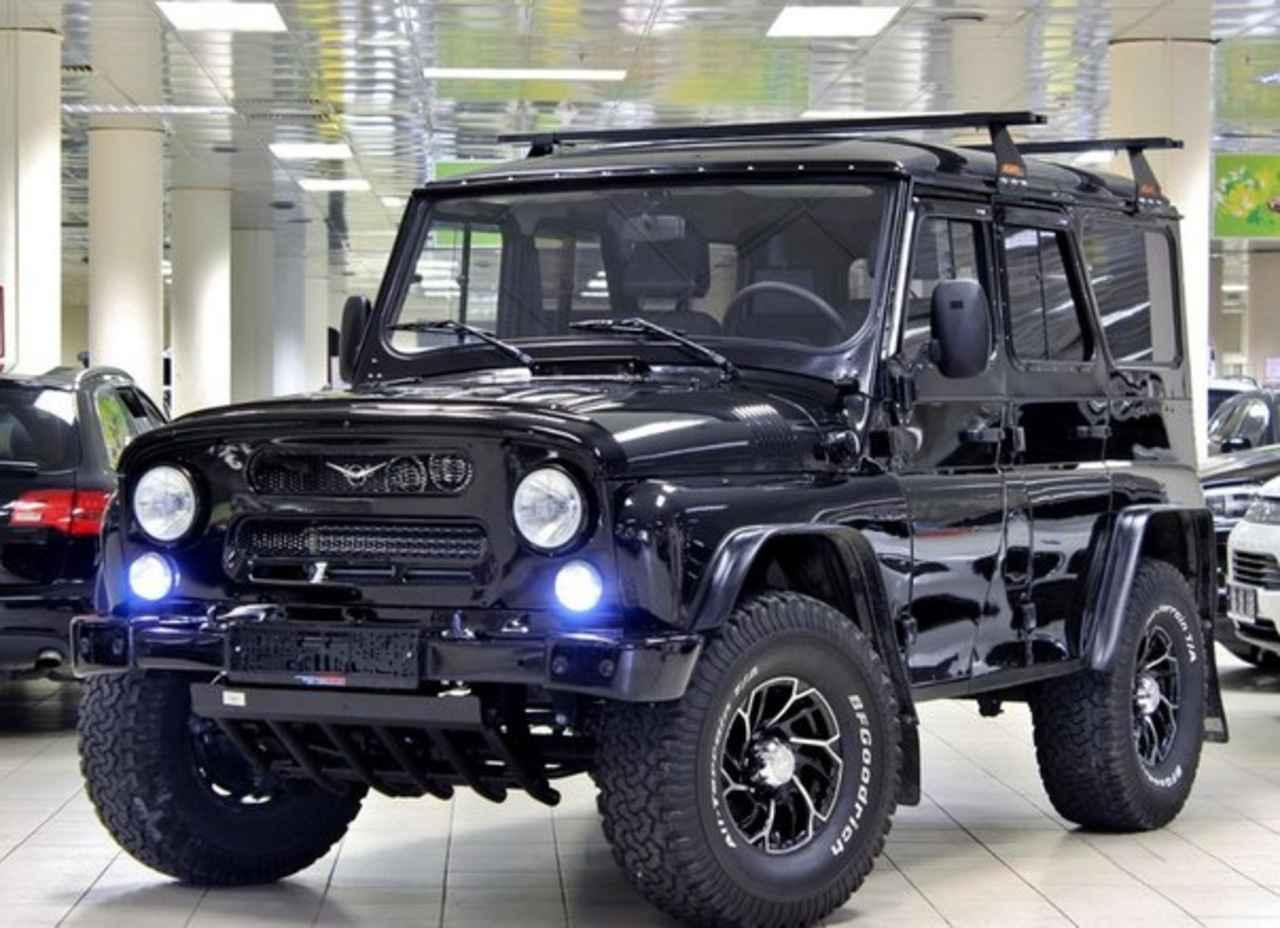 УАЗ поднял цены на все свои модели авто