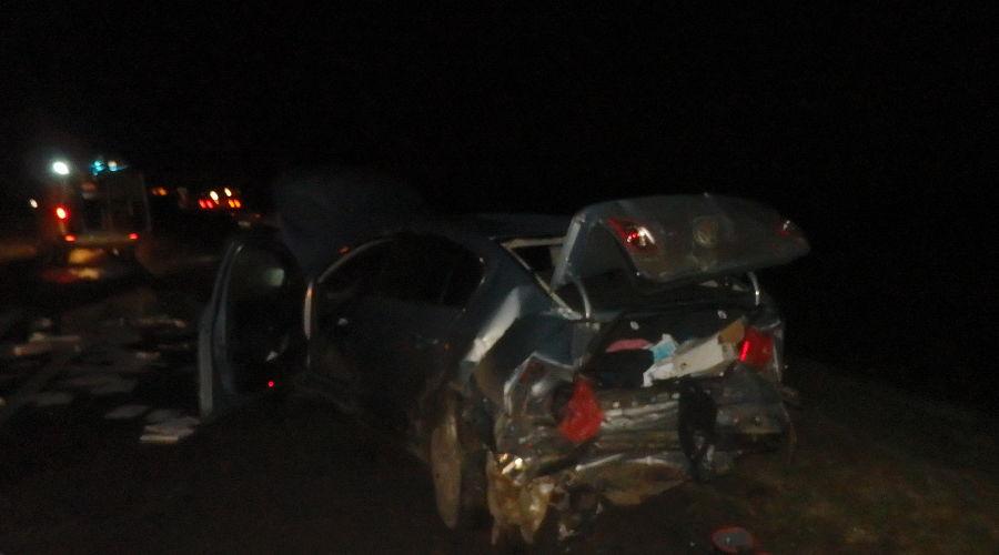 НаКубани вмассовом ДТП пострадали семь человек