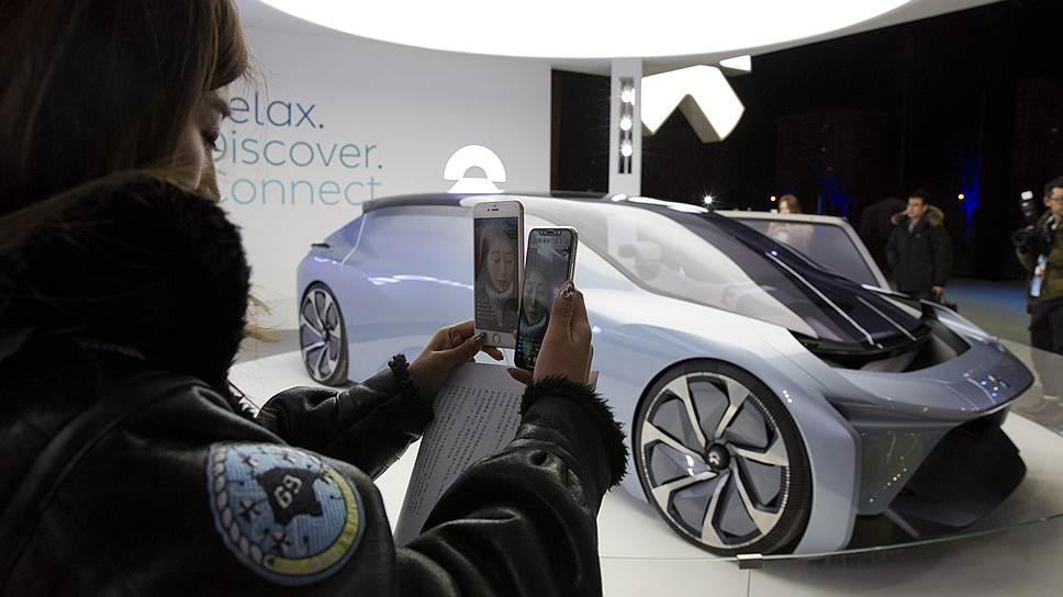 Китайский стартап NIO представил свой 1-ый электрокар за67 800 долларов