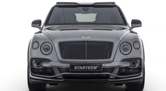 Startech представила собственный концептуальный автомобиль Бентли Bentayga