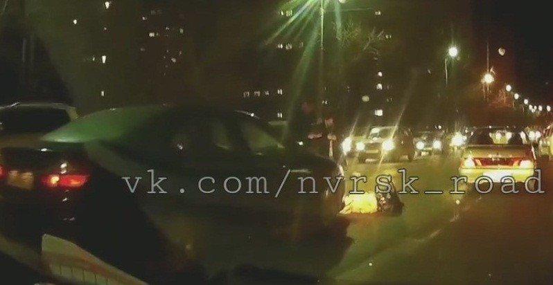 ВНовороссийске на«зебре» сбили женщину