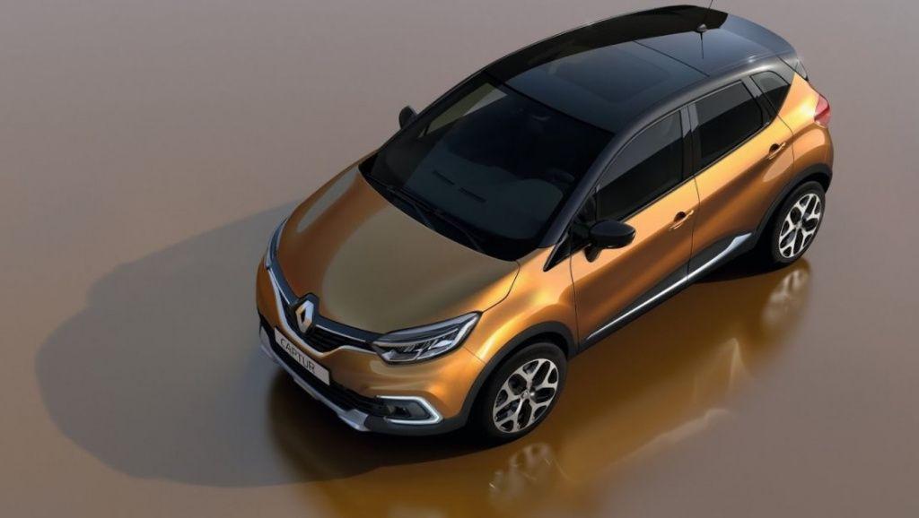 Обновленный Renault Captur 2018 протестировали западные журналисты