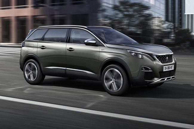 Стали известны русские цены накроссовер Peugeot (Пежо) 5008