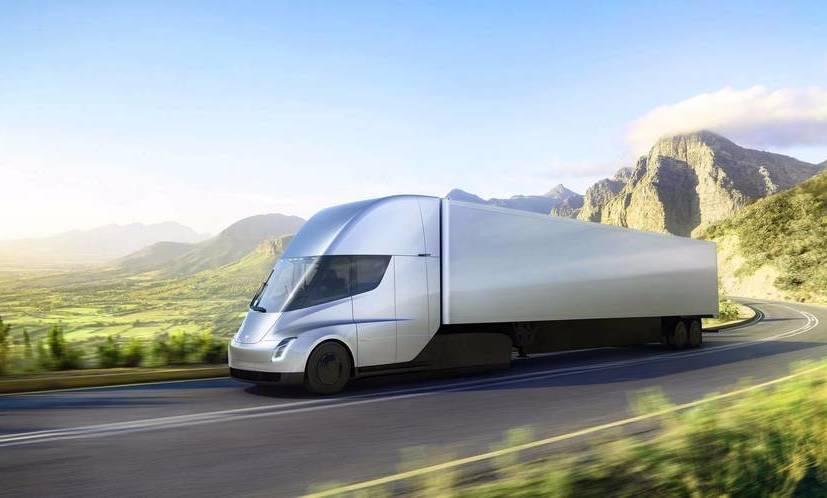 Пивная компания заказала 40 фургонов Tesla Semi
