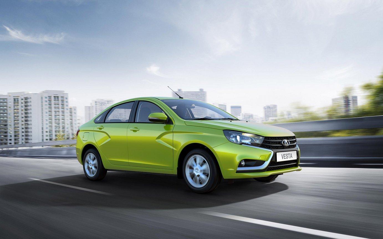 Русский рынок автомобилей продолжил уверенный рост