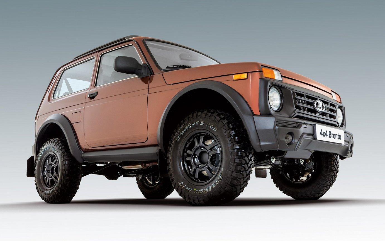 Волжский автомобильный завод начал продажи новоиспеченной версии джипа Лада 4х4