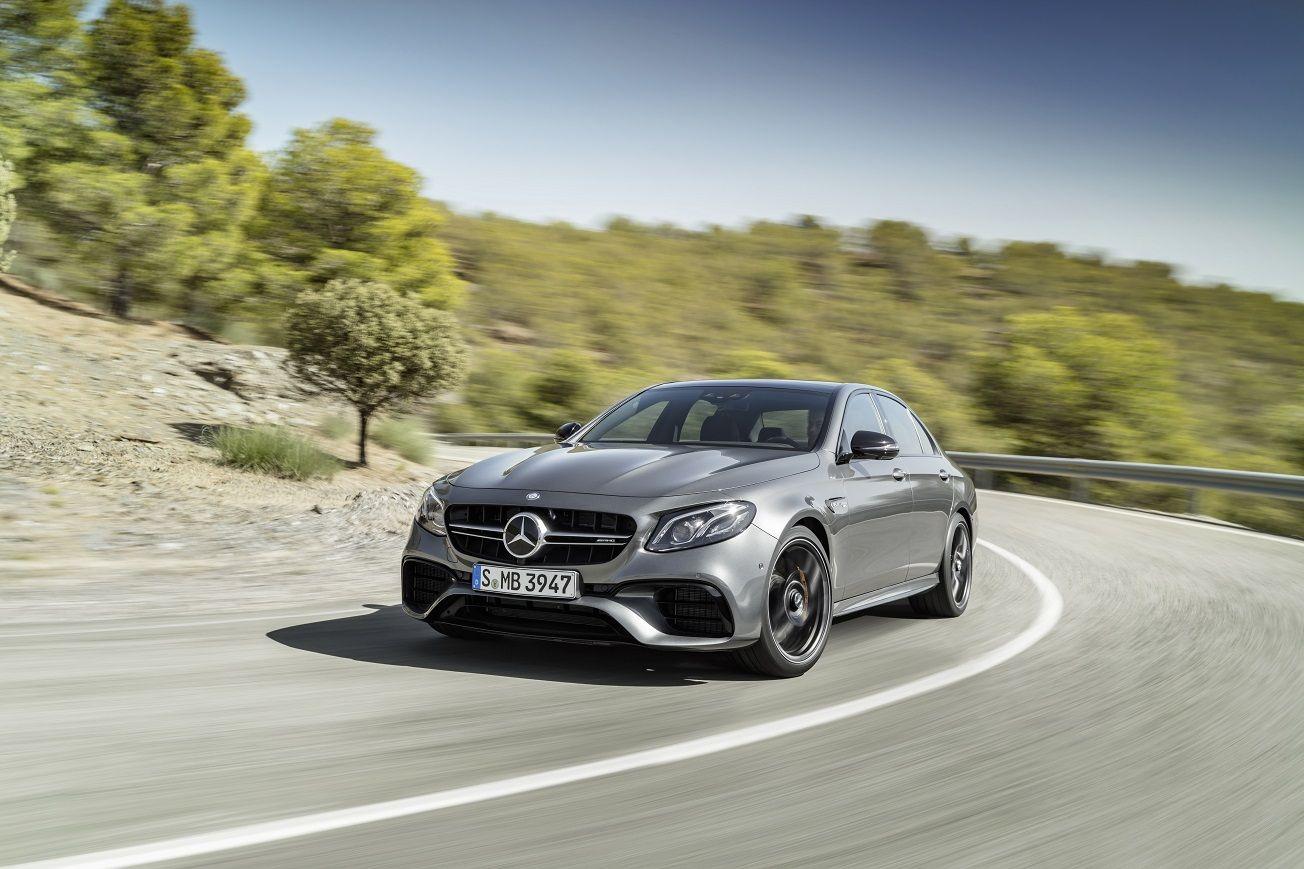 Немцы представили Mercedes-AMG E63. Разгон досотни— 3,3 секунды!