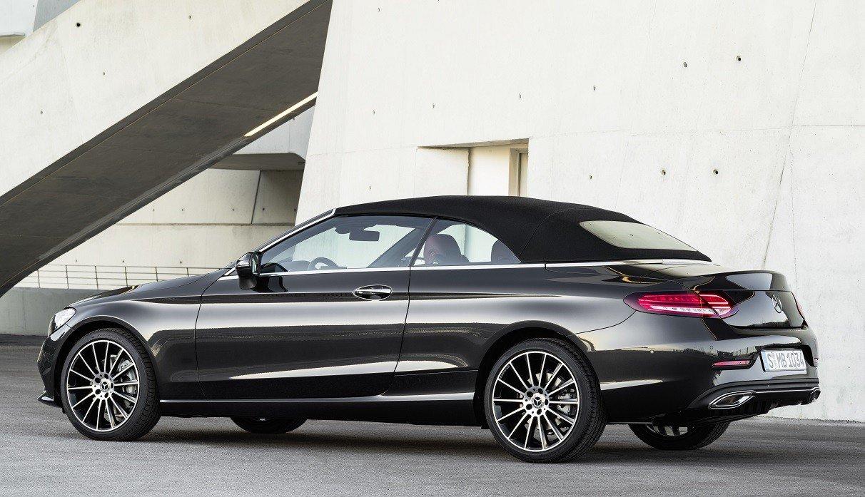 Обновлённые «заряженные» купе икабриолет Mercedes-AMG C43 представят вНью-Йорке