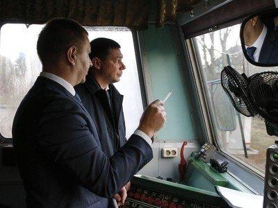 Строительство обхода Краснодарского ж/д узла закончится в2018г— власти Краснодара