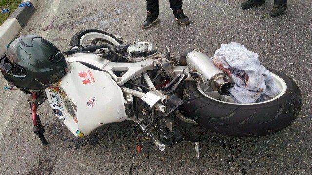 ВСочи вДТП умер мотоциклист