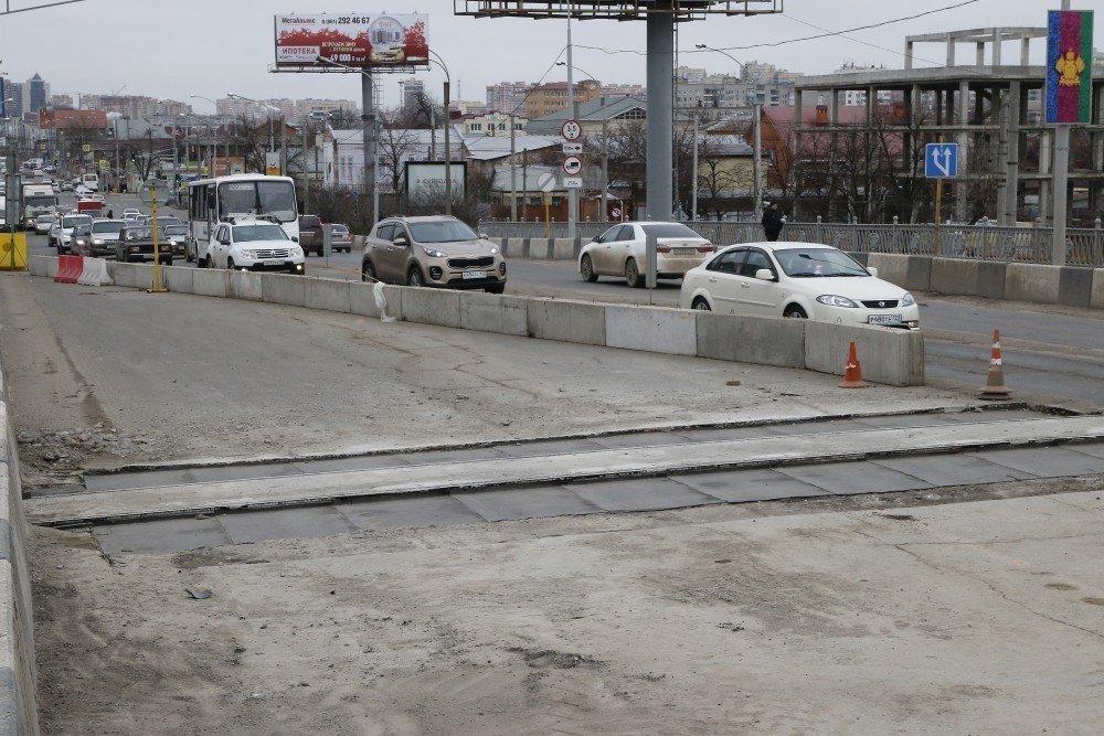 ВКраснодаре завершают ремонт Тургеневского моста