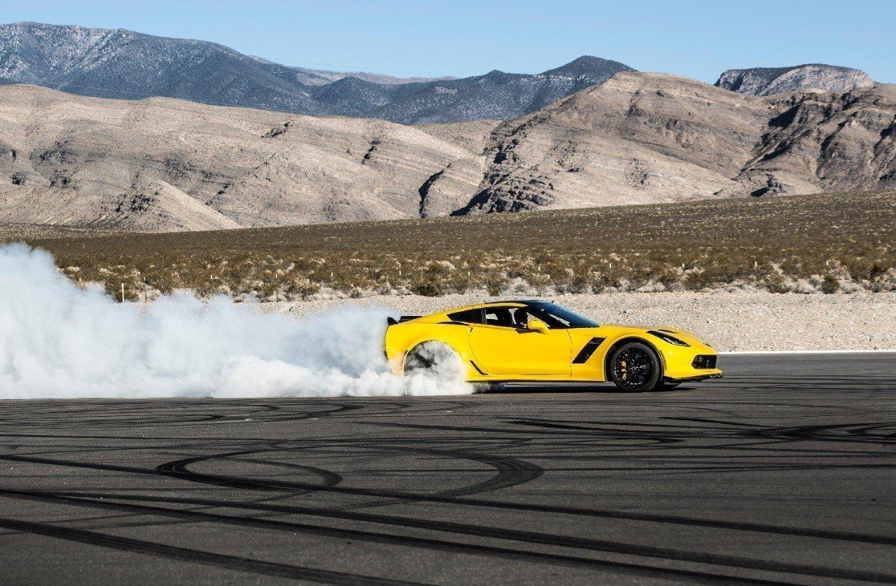 Спорткар Corvette Z06 можно будет протестировать наMoscow Raceway