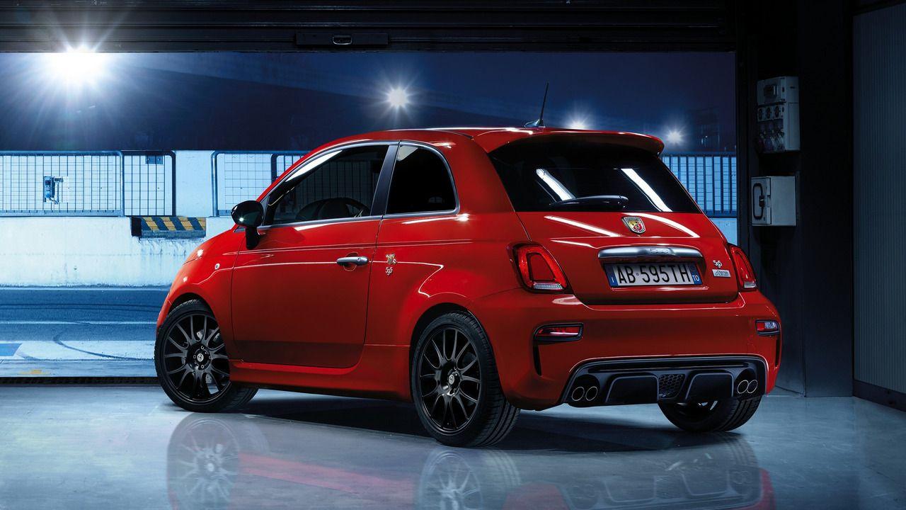 НаЖеневском автомобильном салоне представят новый Abarth 595
