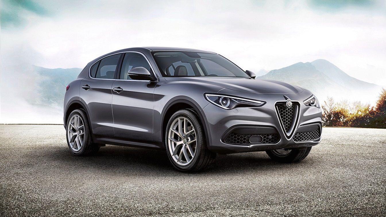 В продажу поступило «Первое издание» кроссовера Alfa Romeo