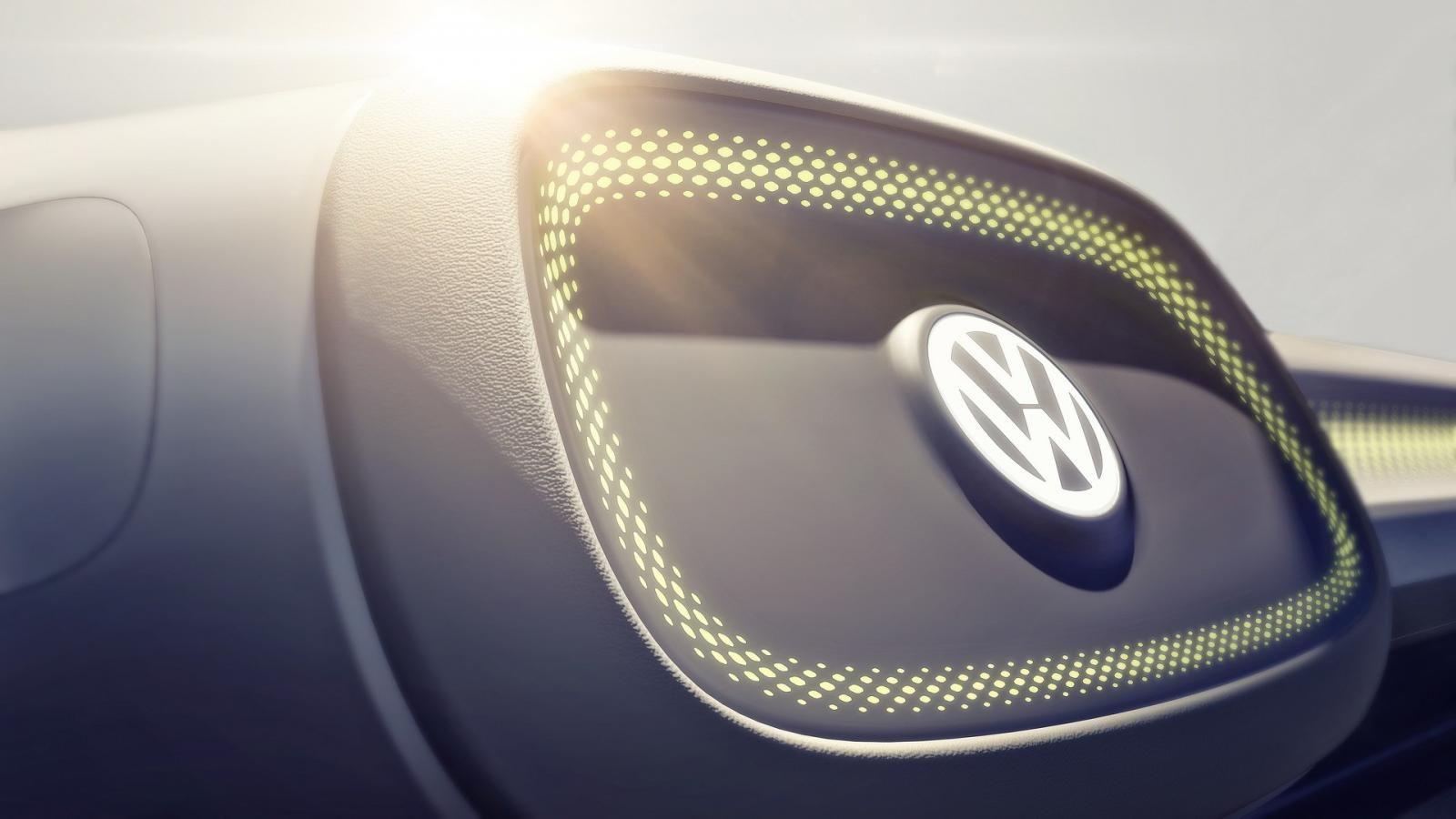 VW покажет электрический минивэн вДетройте