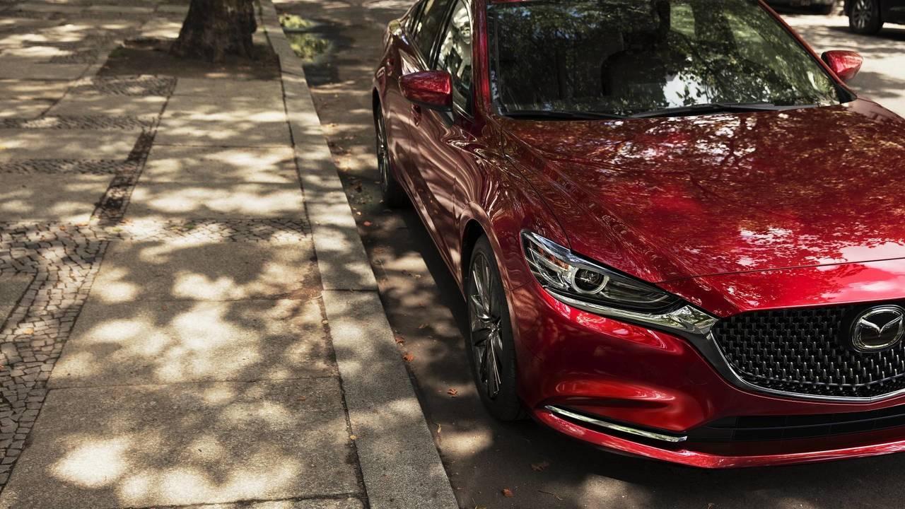 Новая Mazda6 получит турбомотор