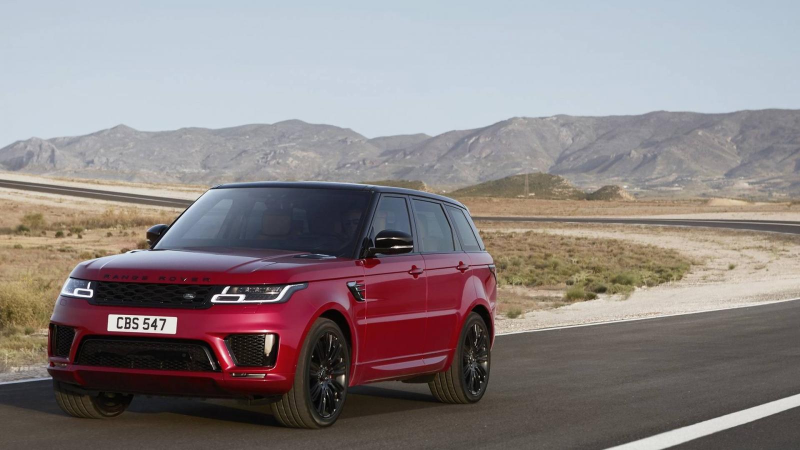 Range Rover Sport подружили сэлектромотором