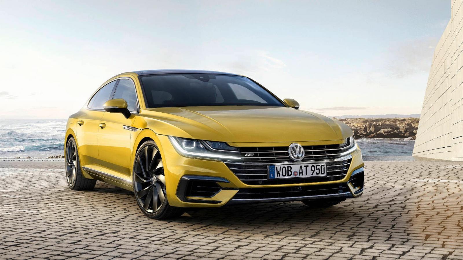 Женева 2017: VW продемонстрировал преемника PassatCC
