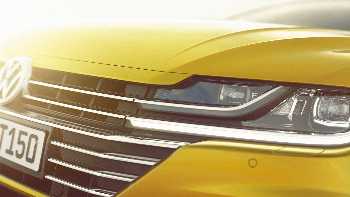 Volkswagen показал новую модель