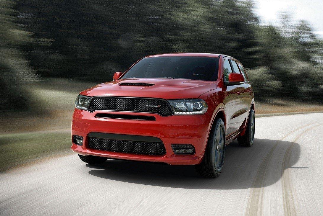 Dodge представил новейшую генерацию DurangoGT с«пакетом» SRT-Inspired Rallye
