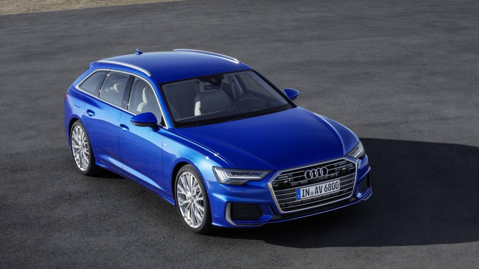 Самая большая Audi A6 2019 – официальные фото и характеристики