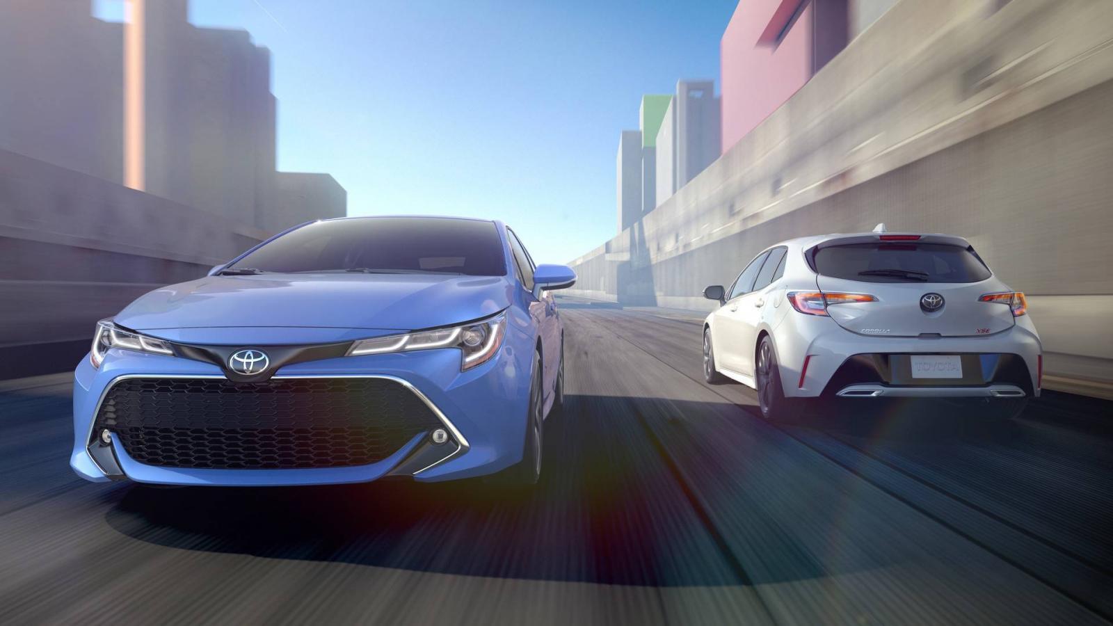 Новый Toyota Corolla iM «вылупится из яйца» в Нью-Йорке