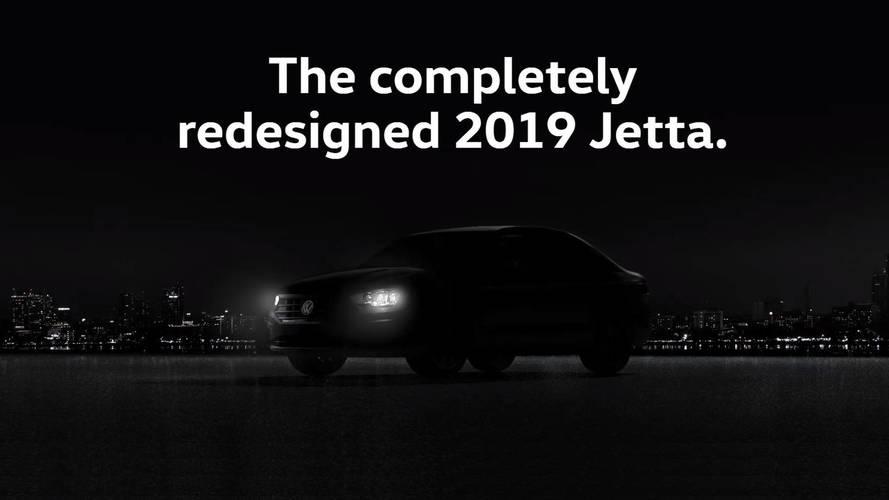 Новый седан Фольксваген Jetta: первое официальное изображение