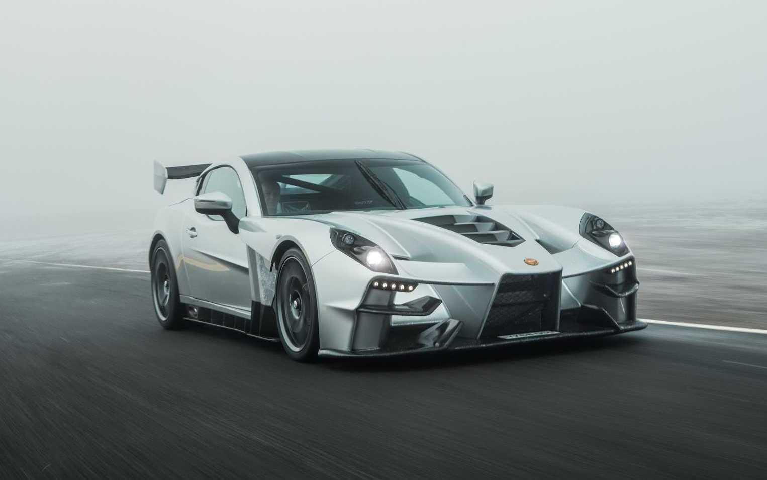 Ginetta презентовала свой новый 600-сильный автомобиль