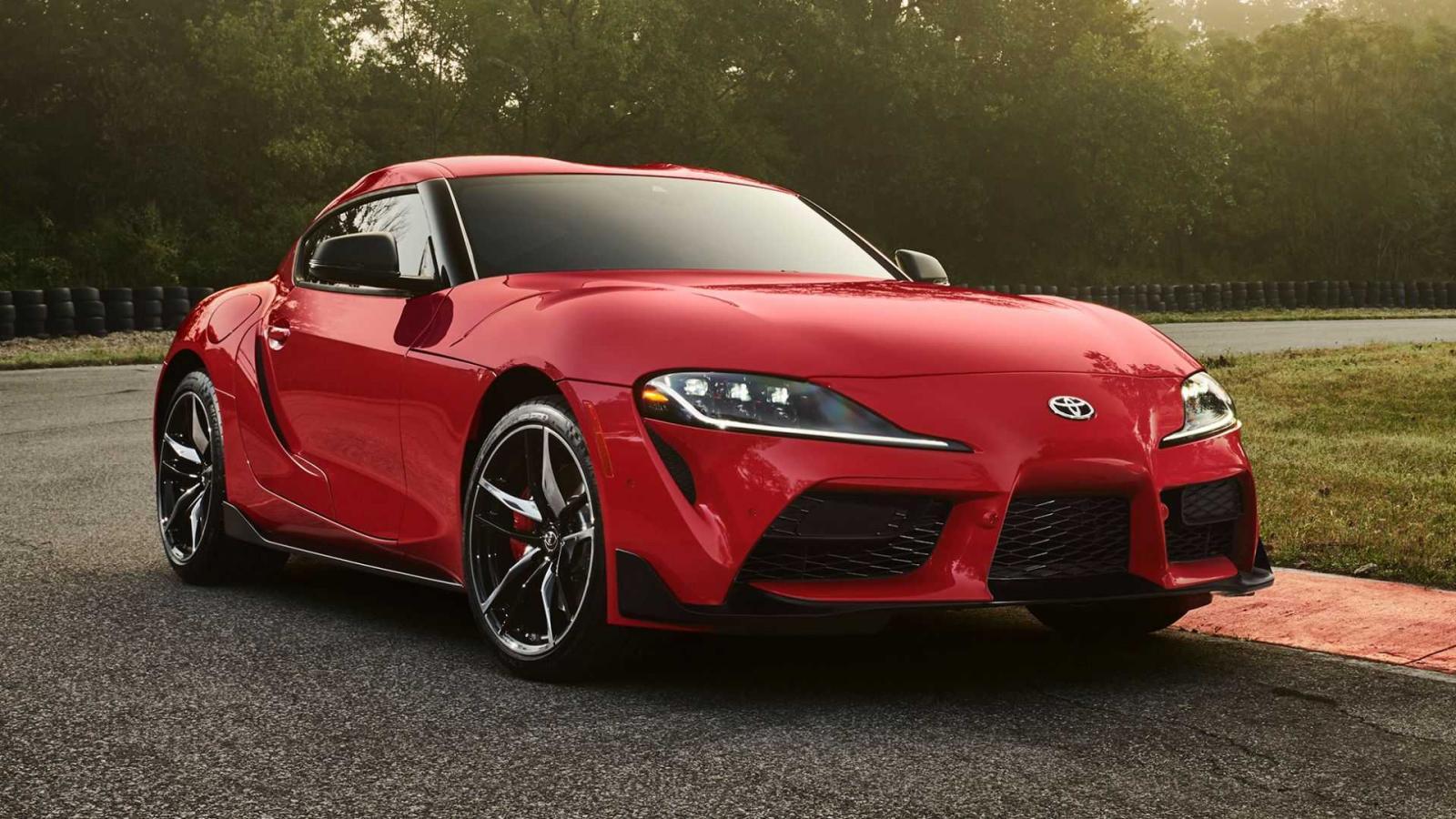 Обновленная Toyota GR Supra будет вскоре представлена официально