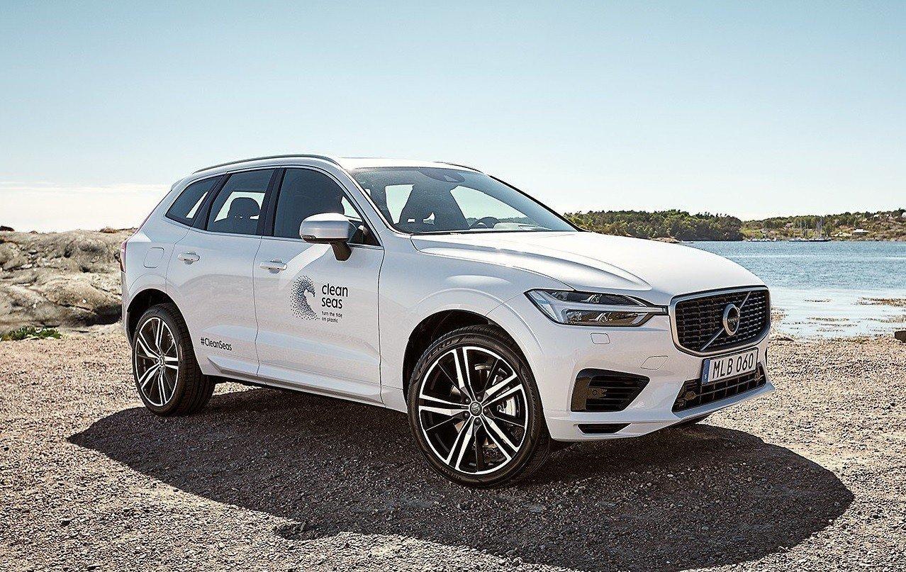 С 2025 года автомобили Volvo будут на четверть состоять из переработанного пластика